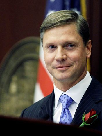 Florida House Speaker Dean Cannon (Associated Press)
