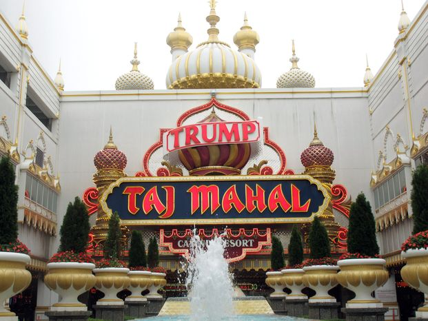 The Trump Taj Mahal Casino Resort in Atlantic City, N.J., is giving away $25,000 worth of plastic surgery as part of a player's card loyalty promotion during October. The winner can mix and match various types of surgery. Critics say plastic surgery, like gambling, can be addictive. (Associated Press)