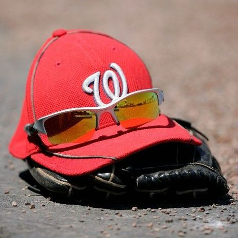 The Nationals showed glimpses of their bright future this season - and the younger players will need to continue to develop in order grab the No. 1 spot in the NL East. (Associated Press)