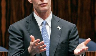 **FILE** Florida Gov. Rick Scott, Republican (Associated Press)