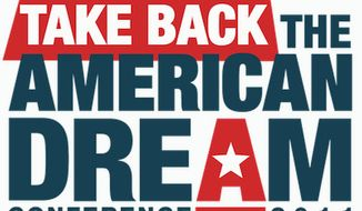 "Van Jones' ""Take Back the American Dream"" conference gets under way in Washington on Monday. ""You are going to see an American fall, an American autumn, just like we saw the Arab Spring,"" Mr. Jones told MSNBC. (OurFuture.org)"