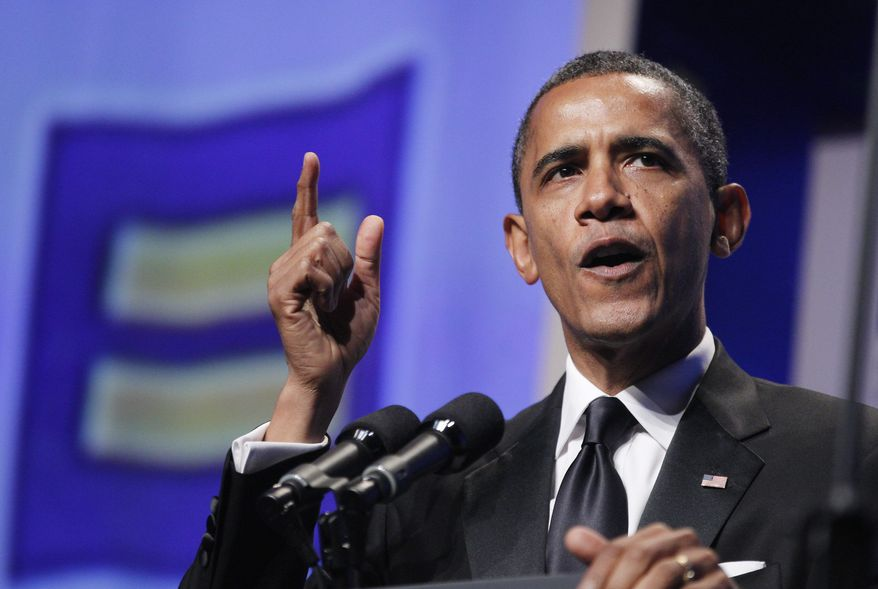 """President Obama is attacking the field of Republican candidates who want his job and characterizes the GOP as unwilling to compromise on legislation. """"I've tried every step of the way to get the Republican Party to work with me,"""" he told ABC's George Stephanopoulos. """"Each time, all we've gotten from them is 'no.' """" (Associated Press)"""
