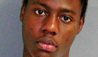 Umar Farouk Abdulmutallab is representing himself in a federal court in Detroit on charges that he tried to bring down an airliner with 290 aboard. (U.S. Marshals Service)