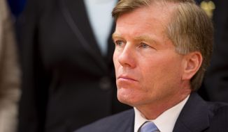 Virginia Gov. Bob McDonnell (Barbara L. Salisbury/The Washington Times)