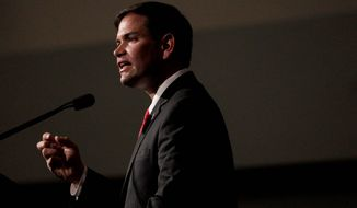 Univision allegedly tried to strong-arm Sen. Marco Rubio by saying it would not air a report about the 1987 drug arrest of the Florida Republican's brother-in-law if he gave an exclusive interview.