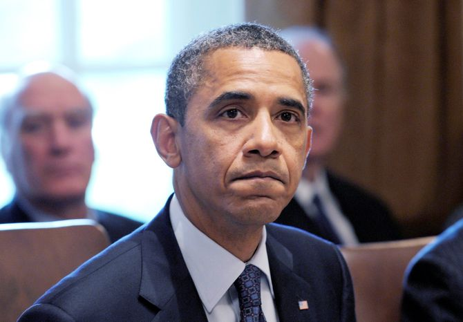 PUSHING FOR A VOTE: President Obama says he will personally appeal to congressional leaders in coming days to set a vote on his American Jobs Act. (Associated Press)