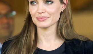 Angelina Jolie has accepted a position as Special Representative on the Afghan refugee situation, the U.N. announced Tuesday in Geneva. (Associated Press)
