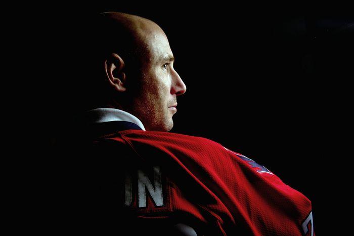 Washington Capitals goaltender Tomas Vokoun (Andrew Harnik/The Washington Times)