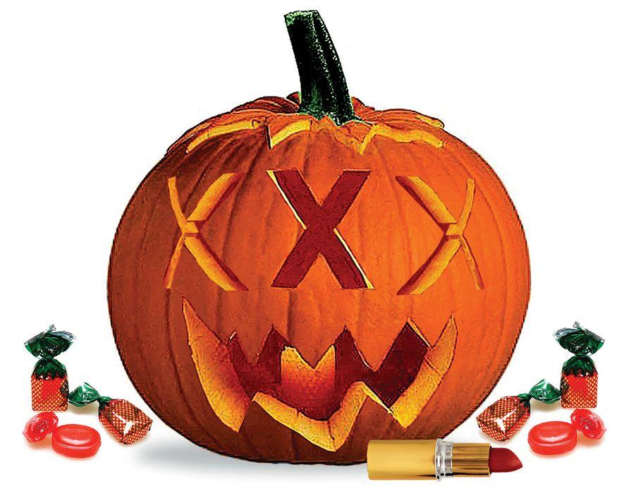Illustration: Halloween by Alexander Hunter for The Washington Times