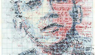 Illustration: Obama math by Linas Garsys for The Washington Times