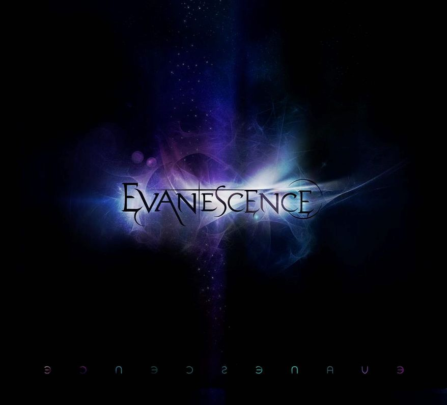 Album cover for Evanescence