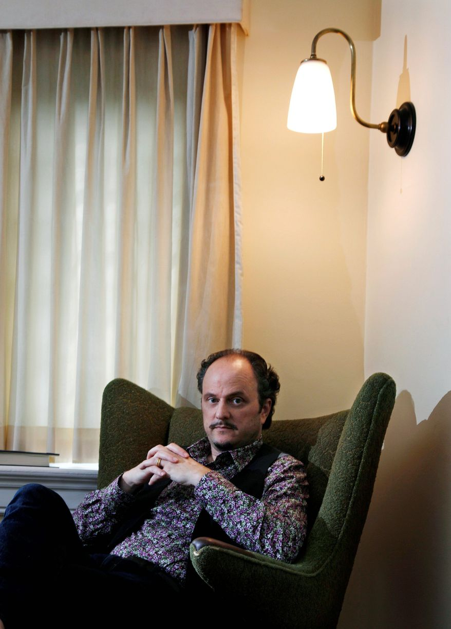 "Jeffrey Eugenides named his new novel, ""The Marriage Plot,"" after a seminar on marriage and 19th-century fiction that his main character takes in college. It focuses on her romantic encounters and love of books. (Associated Press)"