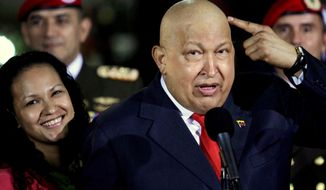 Hugo Chavez (Associated Press)