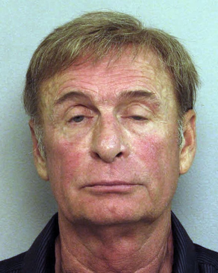 This booking photo released by the Metropolitan Nashville Police shows state Rep. Curry Todd, Collierville Republican, who was arrested Oct. 11, 2011, on charges of drunken driving and possession of a gun while under the influence. (Associated Press/Metropolitan Nashville Police)