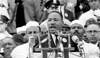 ** FILE ** Martin Luther King Jr. (Associated Press)