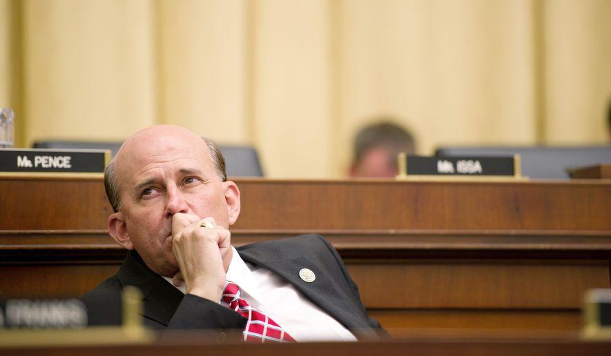 Rep. Louie Gohmert, Texas Republican. (Andrew Harnik/The Washington Times) ** FILE **