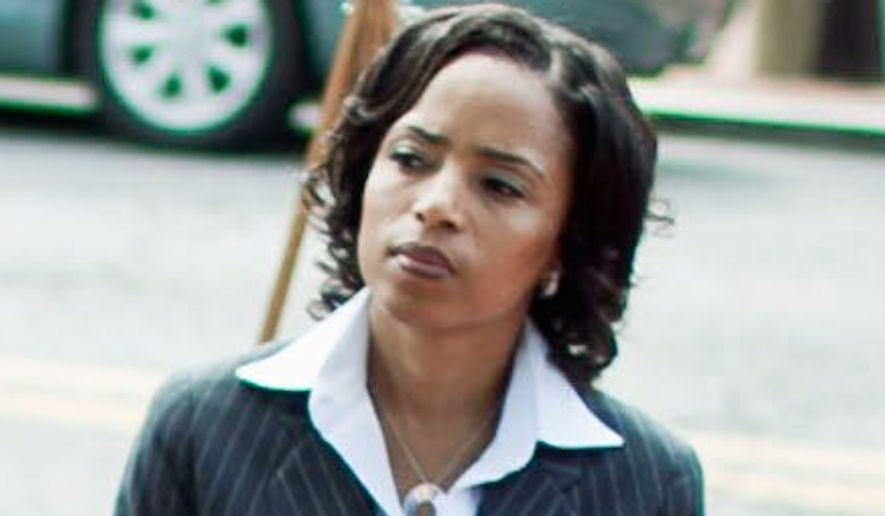 Angela D. Alsobrooks is shown in this undated file photo. (T.J. Kirkpatrick/The Washington Times) **FILE**