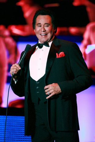 """Mr. Las Vegas"" Wayne Newton will be CNN's special guest at the glitzy Republican primary debate in Nevada on Tuesday night. (Associated Press)"