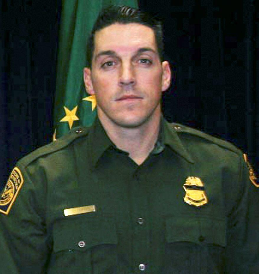 Border Patrol Agent Brian A. Terry was slain north of the Arizona-Mexico border. (Associated Press)