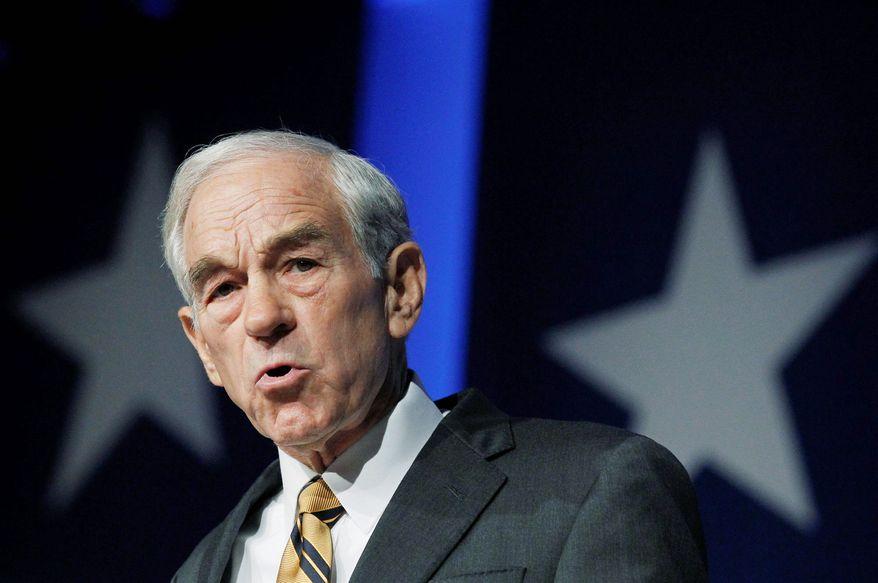 Rep. Ron Paul, Texas Republican