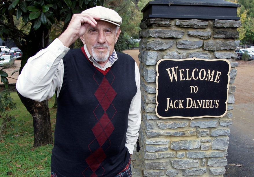 """""""Lynchburg and the people of Moore County have been involved in the success of the Jack Daniel's brand,"""" says Charles Rogers, who has led a campaign for a $5 million tax on the distillery. (Associated Press)"""