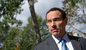 D.C. Mayor Vincent C. Gray (Andrew Harnik / The Washington Times)