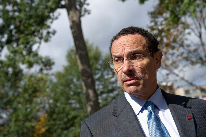 D.C. Mayor Vincent C. Gray (Andrew Harnik / The Washington Times)