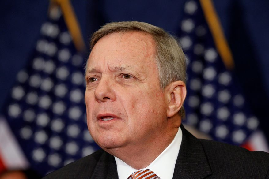 Sen. Richard J. Durbin (Associated Press)