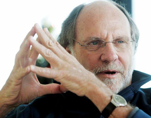 Former New Jersey Gov. Jon Corzine has headed MF Global Holdings Ltd. since early last year. (Associated Press)