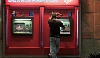 Bank of America is scrapping a plan to charge a $5 monthly debit card fee. The decision came after hearing customer outrage in recent weeks. Other major banks are following suit in dropping new fees, too. (Associated Press)