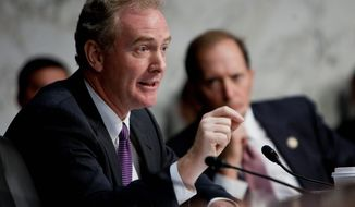 ** FILE ** Rep. Chris Van Hollen, Maryland Democrat (The Washington Times)