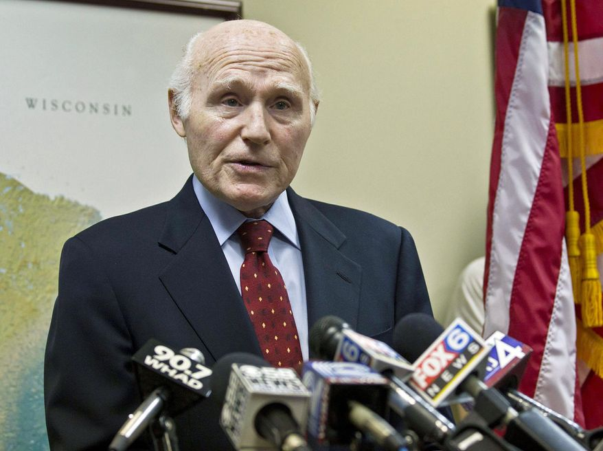 U.S. Sen. Herb Kohl, a Democrat, decided not to seek re-election this year, presenting an opportunity for the GOP to pick up another seat. (Associated Press)
