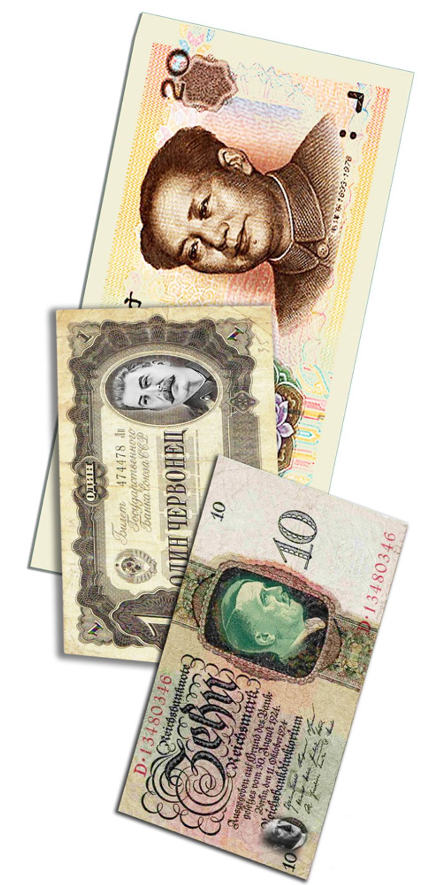 Illustration: Currency