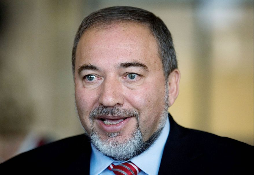 Israeli Foreign Minister Avigdor Lieberman has ordered his ministry to end its dealings with the Mossad spy service, which he says refuses to share any intelligence material. (Associated Press)