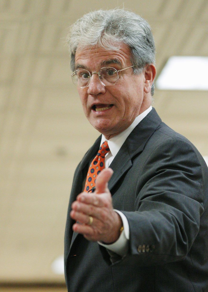 U.S. Sen. Tom Coburn