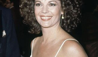 **FILE** Actress Natalie Wood attends at the 51st Annual Academy Awards in Los Angeles on April 9, 1979. (Associated Press)