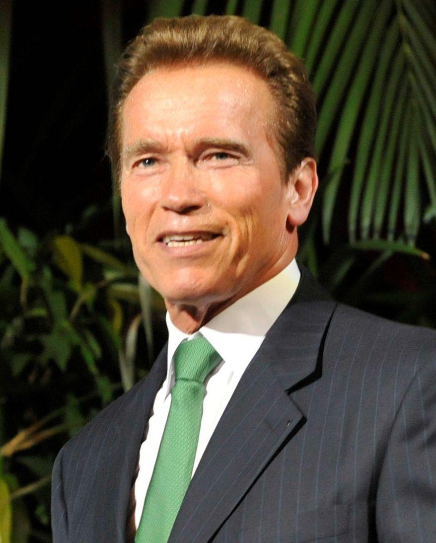 Arnold Schwarzenegger (Associated Press)