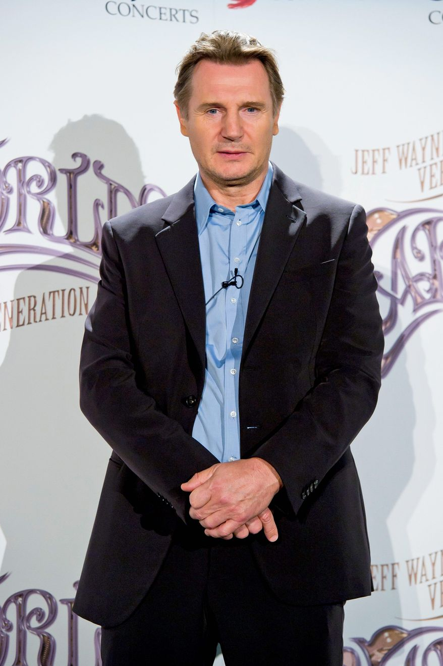 Liam Neeson (Associated Press)