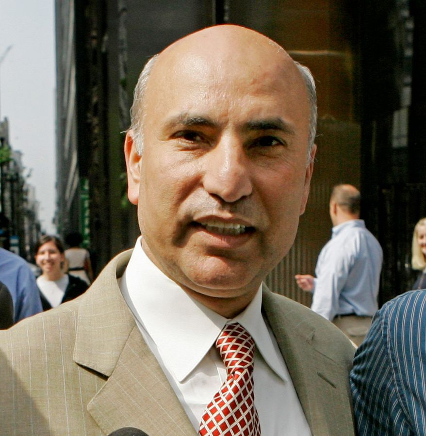 "Antoin ""Tony"" Rezko, shown here in 2008, was sentenced to 10 1/2 years for corruption as a top fundraiser for ousted Illinois Gov. Rod R. Blagojevich. He gets credit for time served since 2008.  (Associated Press)"