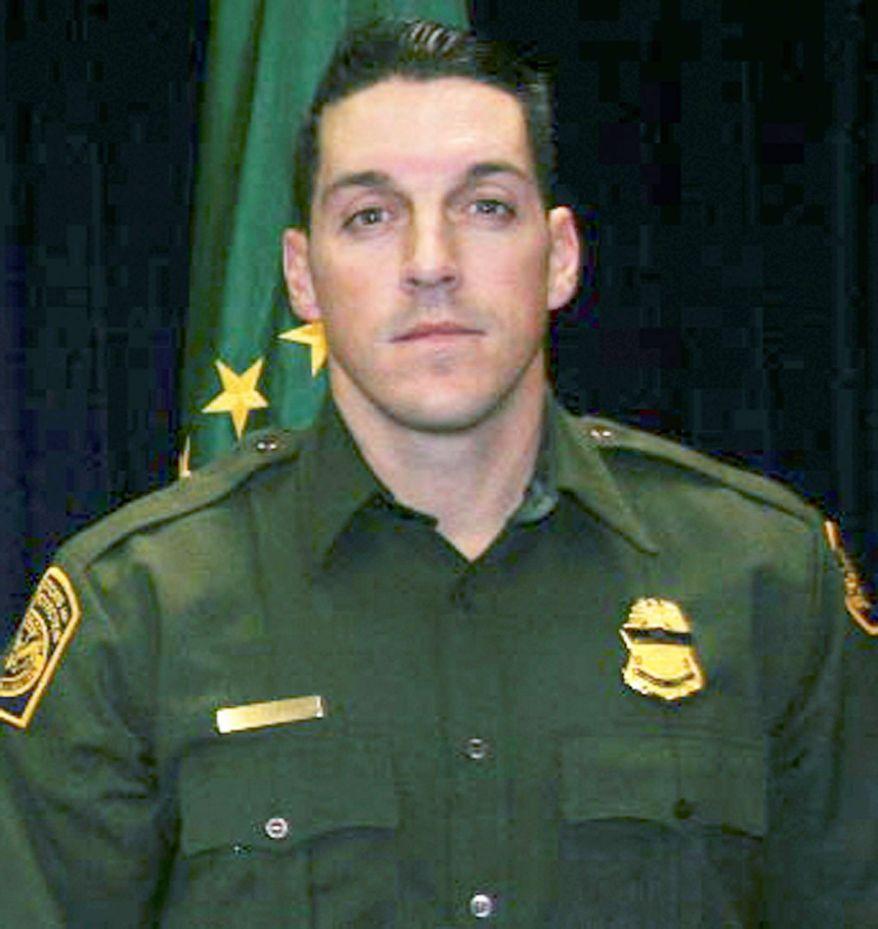 Border Patrol Agent Brian A. Terry (Associated Press)