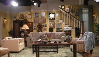 """Sets, such as this one decorated for the CBS show """"Mike & Molly"""" by Lynda Burbank, use colors, accessories and telling details to help flesh out characters. (Associated Press)"""