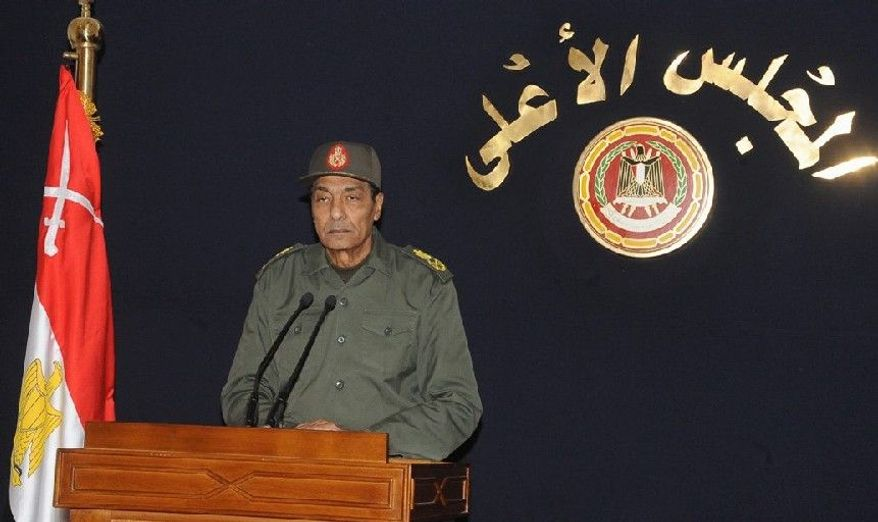 Field Marshal Hussein Tantawi (Associated Press)