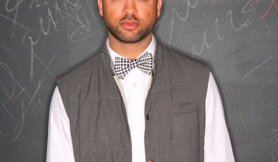 Pianist and composer Jason Moran, 36, will take over as the artistic adviser for jazz at the Kennedy Center for the Performing Arts. (Kennedy Center via Associated Press)