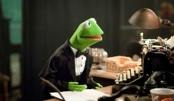 Kermit the Frog (Associated Press) ** FILE **
