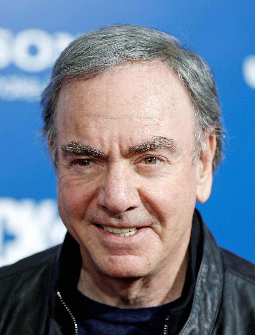 "Neil Diamond ""won"" the first-ever worst-actor Golden Raspberry Award, for ""The Jazz Singer."" That's more than balanced by 115 million records sold and eight No. 1 singles - and a Golden Globe nomination, for ""The Jazz Singer. "" (Associated Press)"