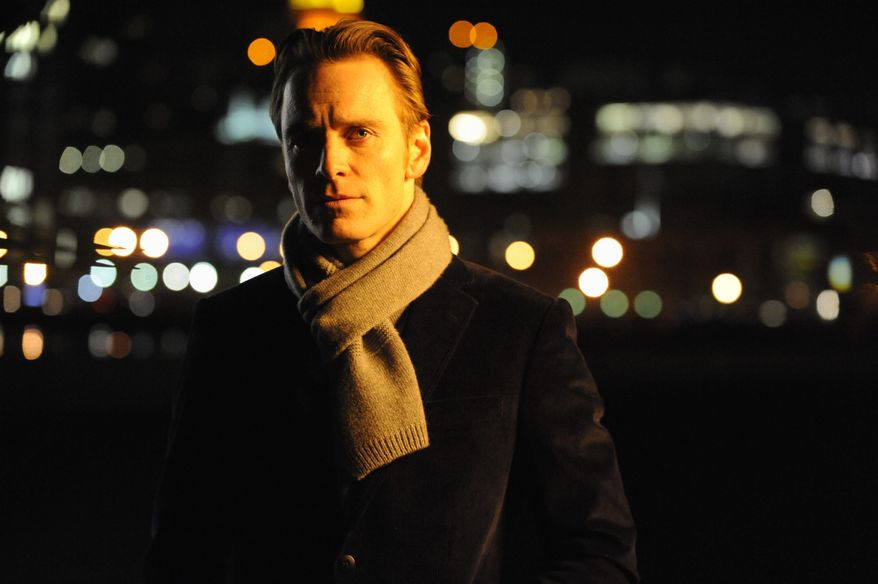 """Michael Fassbender delivers an intense, committed performance as a man with a crippling sexual compulsion in director Steve McQueen's """"Shame."""" (Fox Searchlight Films via Associated Press)"""