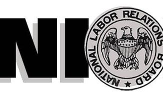 Illustration: Union NLRB