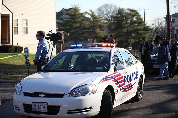 ** FILE ** Metropolitan Police (The Washington Times)