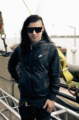 Skrillex (Associated Press)