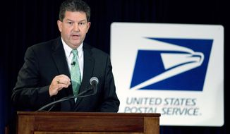 Postmaster General Patrick R. Donahoe (Associated Press)